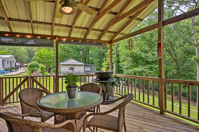 'Monet's Cottage' in Hot Springs National Park!, vacation rental in Hot Springs