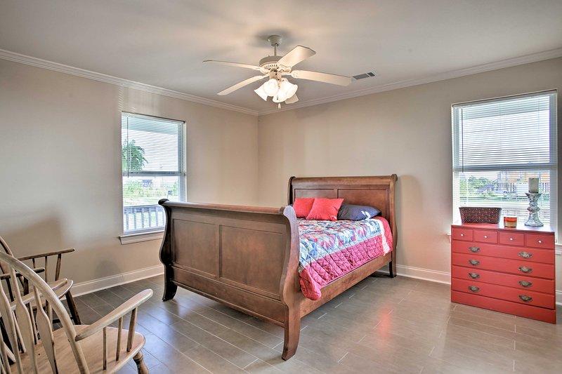 Os outros 3 quartos possuem camas queen size.