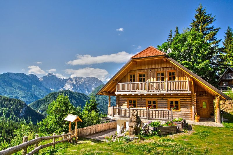 Holiday chalet 'Alpine dreams', holiday rental in Styria Region