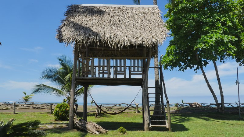Palapa at Playa Nido Costa Rica Rustic Beachfront Resort