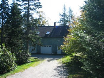 Cedar Ridge Cottage, holiday rental in Mount Desert Island