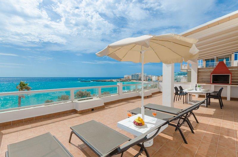 ROSA DELS VENTS 3A - Apartment for 4 people in S'Illot, alquiler de vacaciones en Mallorca