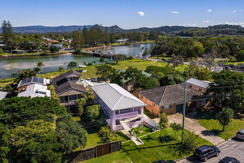 A Perfect Stay - Sunset Beach: Riverside, holiday rental in Mullumbimby