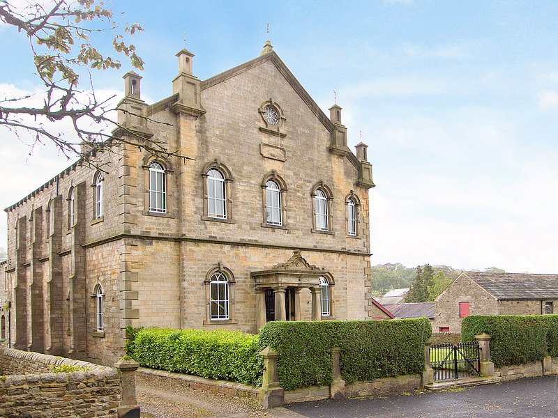 Dales Chapel, holiday rental in Eggleston