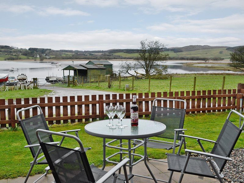 Silver Dee, holiday rental in New Galloway