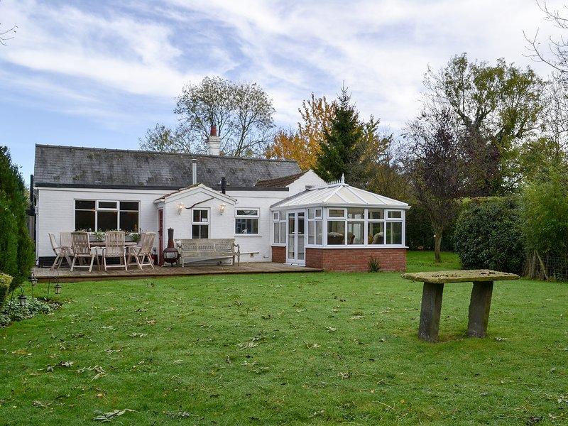 Rose Cottage, holiday rental in Old Bolingbroke