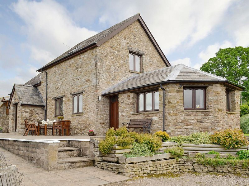 White Hill Farm Cottage, holiday rental in Mitchel Troy