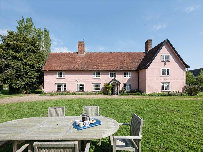 Cravens Manor, holiday rental in Uggeshall