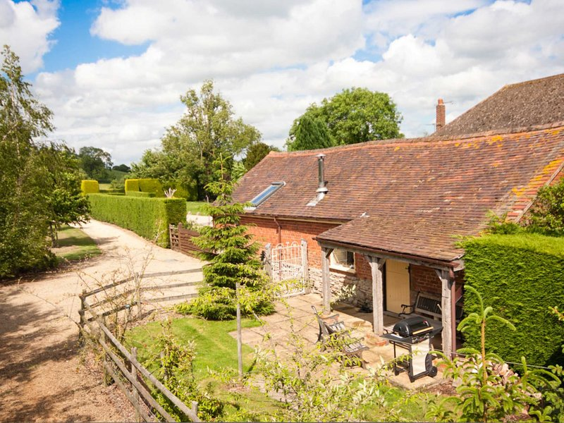 Rye Court Cottage, holiday rental in Brand Green
