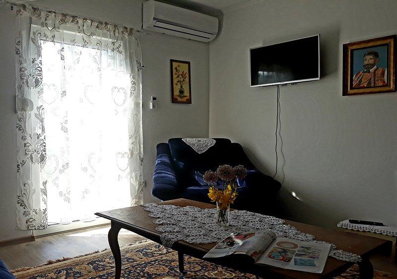 KAPOR HOUSE-wonderful sea view-free breakfast, holiday rental in Meljine