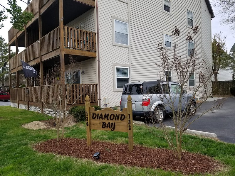 Diamond Bay Condominium, holiday rental in Ocean City