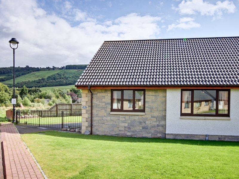 Glenloch Cottage, holiday rental in Balchraggan