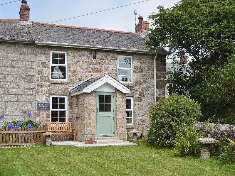 Sunloch Cottage, location de vacances à St Just