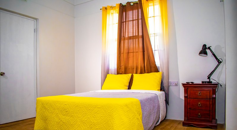 Potters Place Guest House, holiday rental in Soufriere