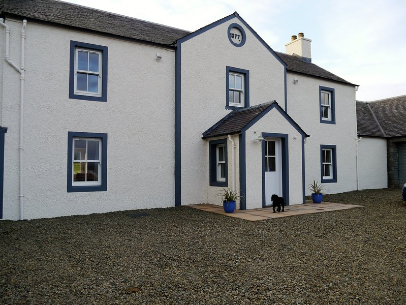 Pant Farmhouse, holiday rental in Newmilns