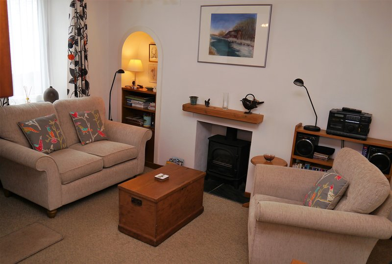 Captains Brae, holiday rental in Ringford