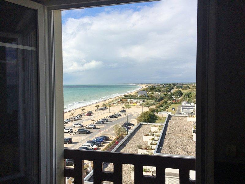 vue panoramique sur la baie