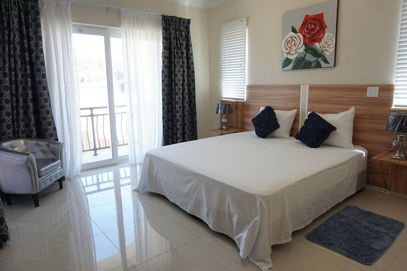Exclusive luxury Apartment Higher Heights, Barbados – semesterbostad i Inch Marlow