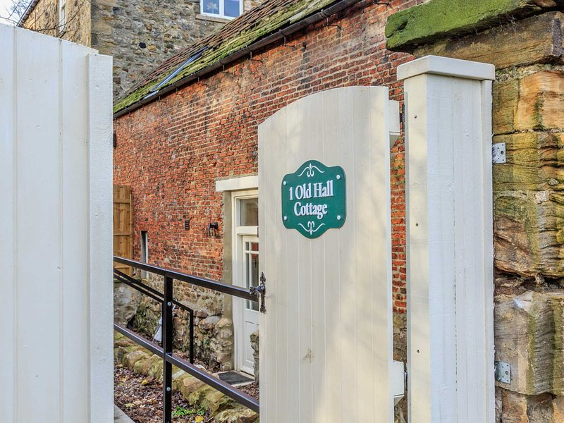 Old Hall Cottage No 1, casa vacanza a Bishop Middleham