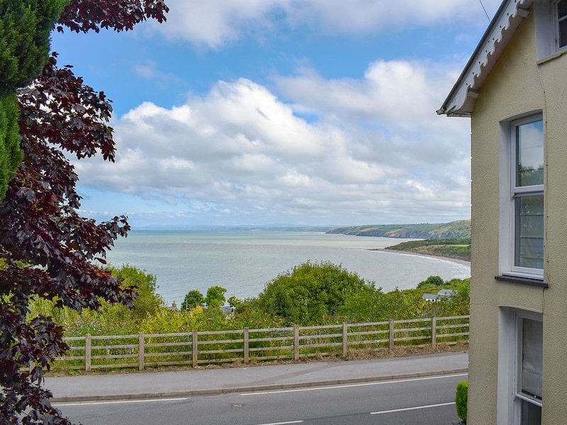 Morva, holiday rental in New Quay