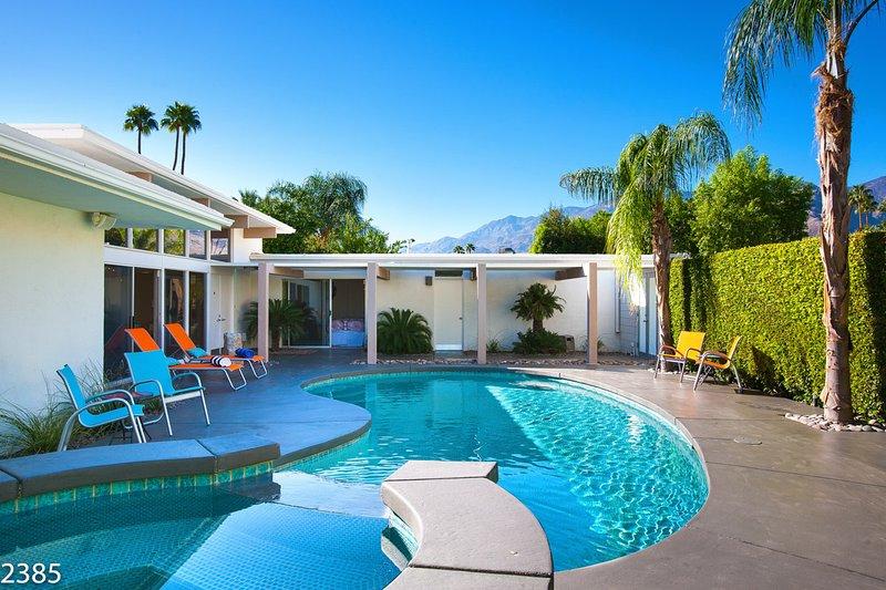 Collins Hideaway, holiday rental in Palm Springs