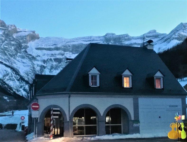 Appartement La P'tite Marmotte, holiday rental in Gavarnie
