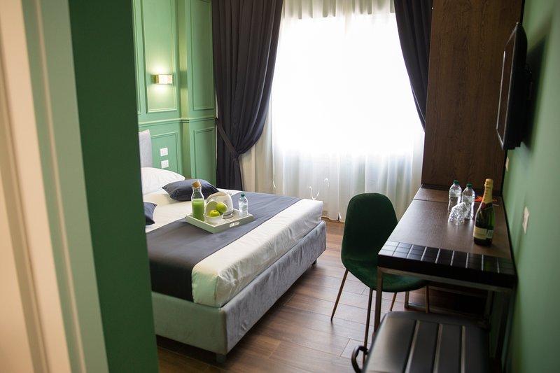 Green Suite -Unicum Roma Suites, alquiler vacacional en Il Casaletto