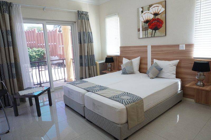 High-End finished apartment Higher Heights, Barbados – semesterbostad i Inch Marlow
