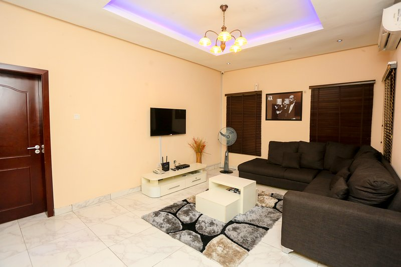 The Westwood Luxury Serviced Apartment, Lekki Phase 1, vacation rental in Lagos State