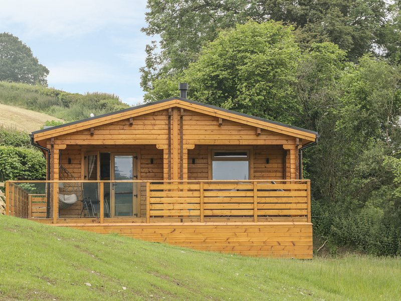 Manor Farm Lodges - Red Kite Lodge, Newtown, vacation rental in Kerry
