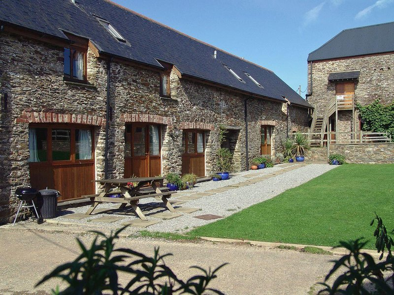 Mad Nelly Cottage, vacation rental in Diptford