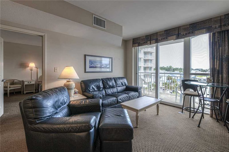 Harbourgate Marina #312, vacation rental in North Myrtle Beach