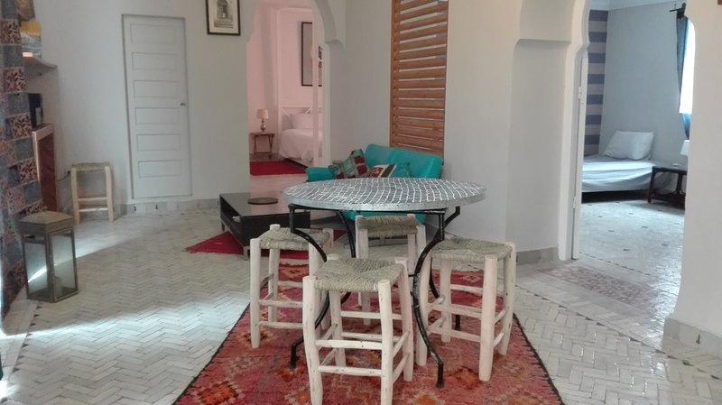 Cozy apartment in the heart of Essaouira, location de vacances à Essaouira