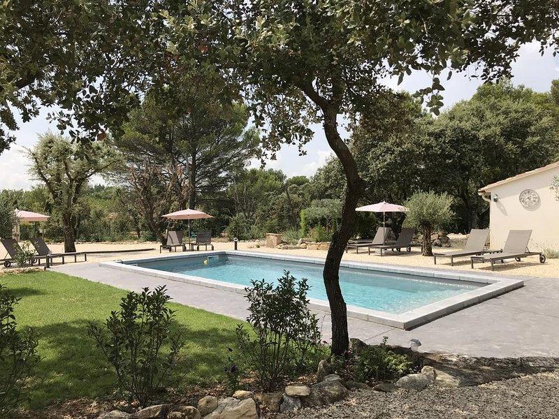 Mas La Chêneraie - Chambre Lavande, holiday rental in Lourmarin