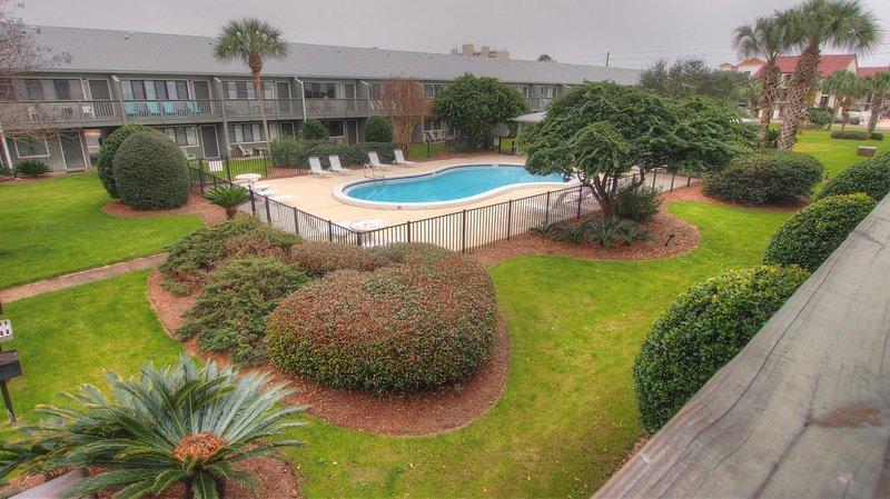 Hidden Beach Villas Pool