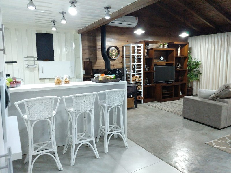 Casa Alecrim Containers de Charme, casa vacanza a Gramado