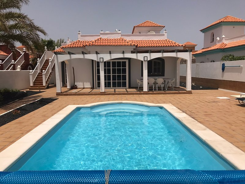 'VILLA SOL', holiday rental in Caleta de Fuste