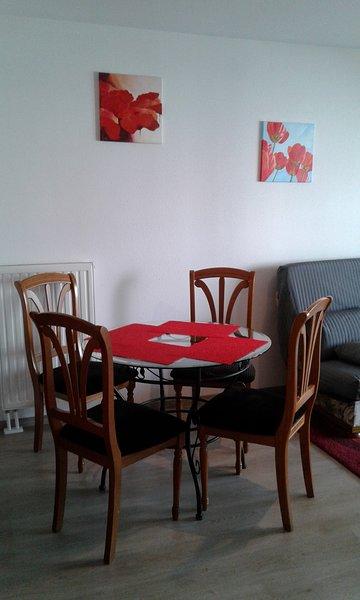 App neuf 2 à 4 personnes, location de vacances à Lampertheim