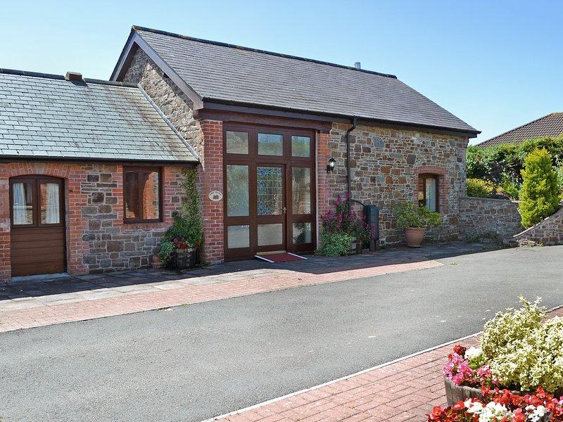 The Barn, holiday rental in Bucks Cross
