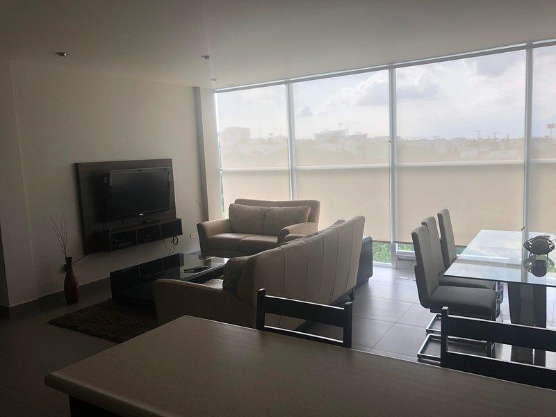 Departamento En Monterrey Cumbres poniente, location de vacances à Escobedo