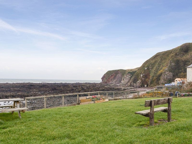 Seal View, holiday rental in Eyemouth