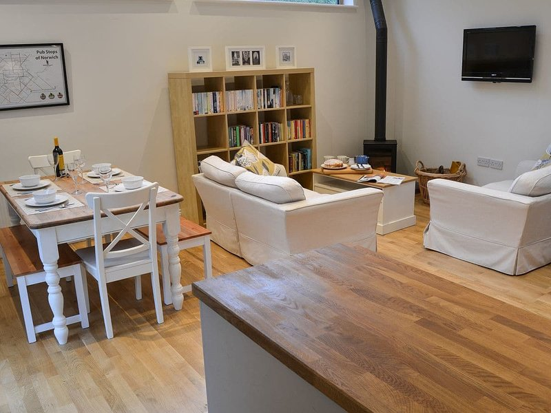 Blyth Green Stable, vacation rental in Gissing