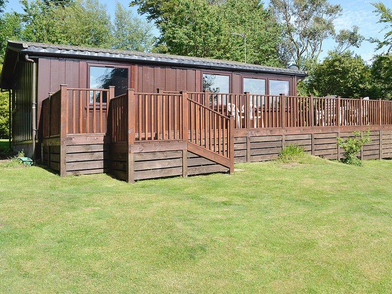 Cedar Lodge, holiday rental in Kippford