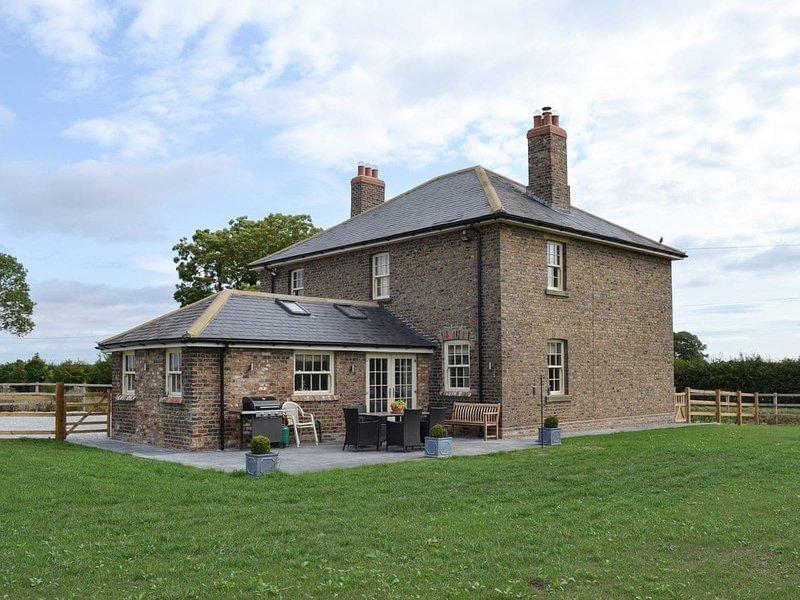Farrington House, holiday rental in Lissett