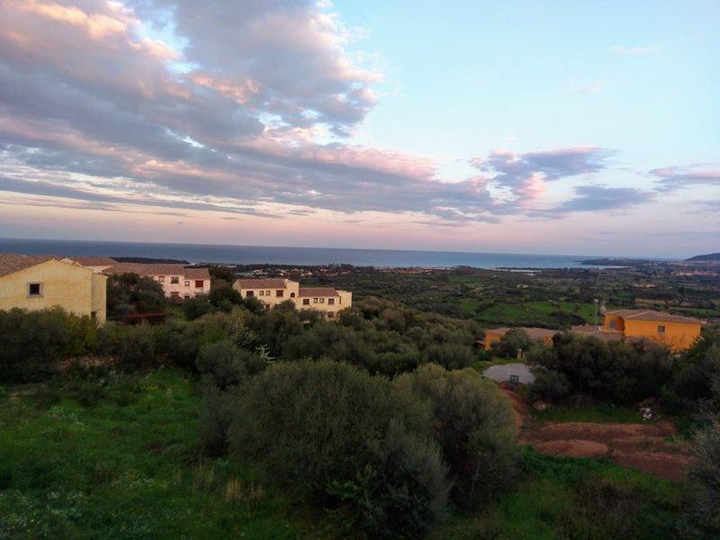 Appartamento con meravigliosa vista sul mare, casa vacanza a Malamurì