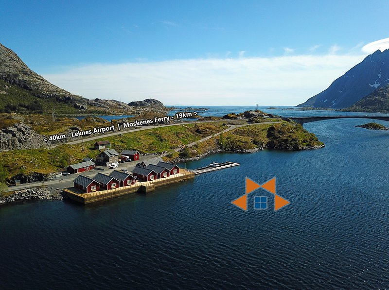 Lofoten Cabins - Kåkern, holiday rental in Nordland