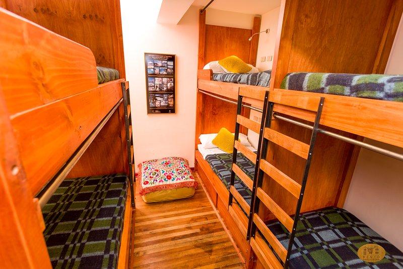 Bento Hostel, holiday rental in Lo Solar