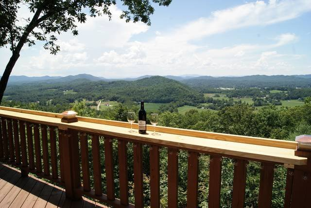 Sky High, holiday rental in Brasstown