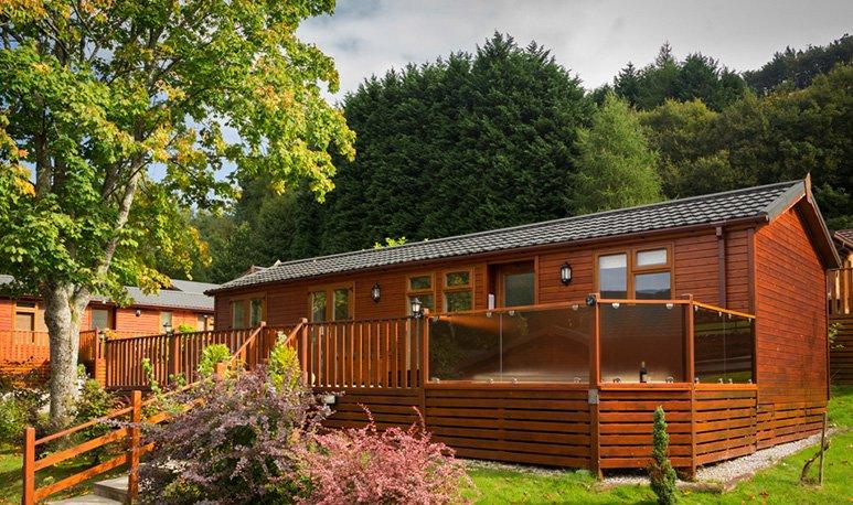 Ewe View Lodge, Limefitt Holiday Park, holiday rental in Near Sawrey