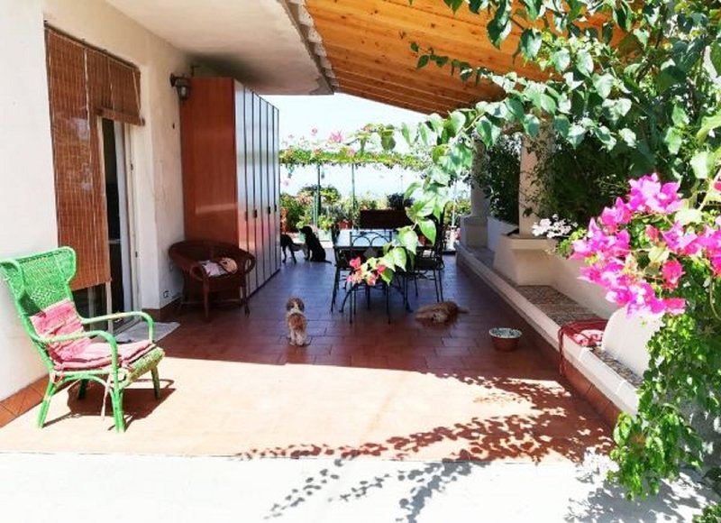 Nice property with sea view & Wifi, holiday rental in Monforte San Giorgio